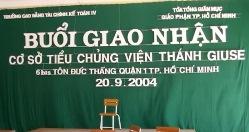 Trung tâm Mục vụ Tổng Giáo phận Sài Gòn