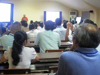 Khóa lãnh đạo bản thân phục vụ tương giao (2-4/10/2015)