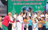 Lễ Hội Giáng Sinh cho trẻ em có hoàn cảnh đặc biệt