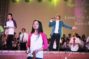 TTMV: Khoảng 400 người tin Chúa qua chương trình Giáng sinh