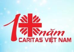 10 năm tái lập Caritas Việt Nam