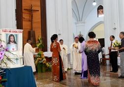 Thánh lễ Bổn mạng PT Cursillo Sài Gòn (26.1.2019)