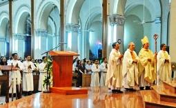 Giáo xứ Chính Tòa mừng lễ Bổn mạng (8.12.2016)