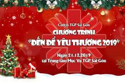 Caritas Sài Gòn: Chương trình ``Đến để yêu thương``