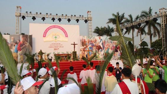 Đại hội Giới trẻ Giáo tỉnh Hà Nội 2017