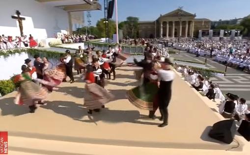 Khai mạc Đại Hội Thánh Thể thế giới tại Budapest (5.9.2021)
