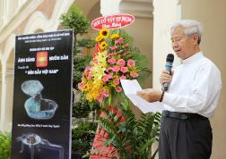 Câu chuyện về những chiếc đèn cổ Việt Nam