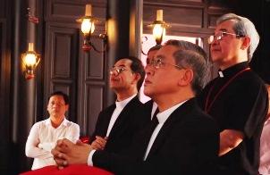 Đức Tổng Giám mục Giuse Nguyễn Năng đã về TGP Sài Gòn (30.11.2019)