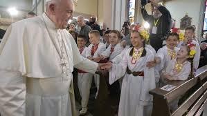 ĐGH Phanxicô gặp gỡ cộng đoàn Công giáo Ravkoski - Bulgaria