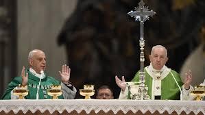 Thánh lễ và Kinh Truyền Tin với ĐGH Phanxicô (17.11.2019)