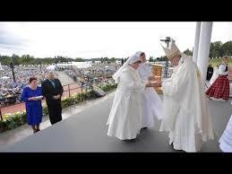 Tông du Lettoni: Thánh lễ tại quảng trường Mẹ Thiên Chúa ở Aglona