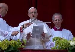 Vatican: Thông điệp Phục Sinh và Phép lành