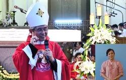 Nhà thờ Chánh tòa SG: Bài giảng của Đức cha Louis Nguyễn Anh Tuấn