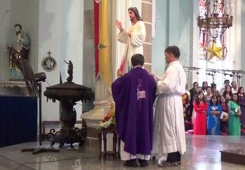 Thánh lễ kính Lòng Chúa thương xót - Nt. Huyện Sỹ