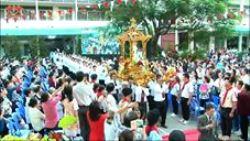 TTMV: Thánh lễ kính Lòng Chúa thương xót 2018