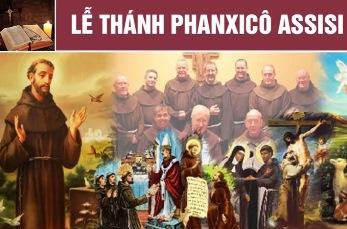 Bài hát Thánh Phanxicô Assisi