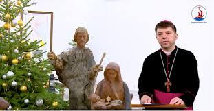 ĐTGM Marek Zalewski chúc mừng Giáng Sinh 2019