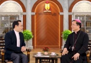 Radio Veristas Asia: phỏng vấn Đức cha Giuse Nguyễn Tấn Tước