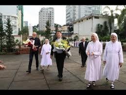Tỉnh Dòng Phaolô thành Chartres Sài Gòn: đón ĐHY João Braz de Aviz