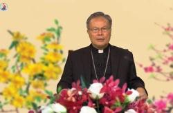 Lời chúc Tết Mậu Tuất của Đức TGM Giuse Nguyễn Chí Linh