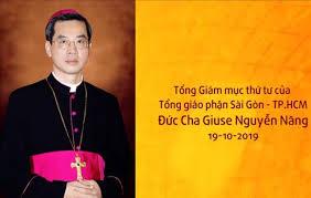 Đức TGM thứ Tư của Tổng Giáo Phận Sài Gòn