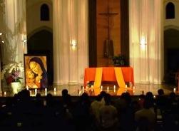 Cầu nguyện với cộng đoàn TAIZÉ: Nữ Vương Mân Côi (3.10.2018)