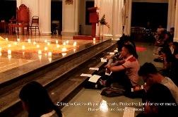 Cầu nguyện với các bài hát từ cộng đoàn Taizé (12.12.2018)