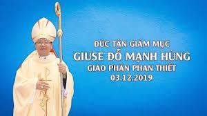 Đức tân Giám mục chánh tòa Giáo phận Phan Thiet