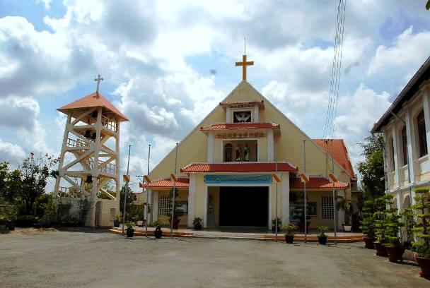 Lịch sử nhà thờ Thủ Thiêm
