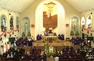 Thánh lễ An Táng Đức Ông Phanxicô Borgia Trần Văn Khả
