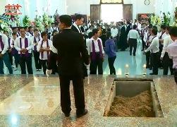Thánh lễ an táng Đức TGM Phaolô Bùi Văn Đọc (17.3.2018)