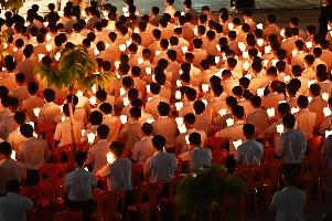 ĐCV Thánh Giuse: Canh thức và Cầu nguyện cho các Ơn gọi