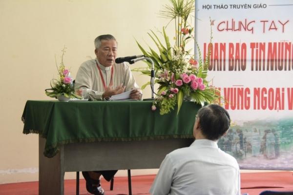 TTMV: Hãy khởi sự lại việc truyền giáo từ Đức Kitô
