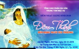 Trực tuyến - TTMV: Đêm rạng ngời yêu thương (20.12.2019)