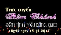 TTMV: Đêm tình yêu dâng cao (trực tuyến)