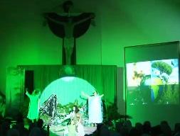 Chương trình Diễn nguyện LAUDATO SI` (2.10.2015)