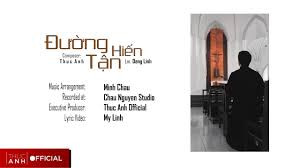 Đường tận hiến - TG: Thục Anh - Ca sĩ: Đăng Linh