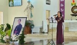 Gx. Cao Thái: Lễ Giỗ 1 năm Đức Cha Giuse Nguyễn Duy Thống