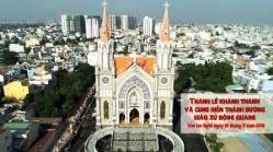 Thánh lễ Khánh thành nhà thờ Đông Quang
