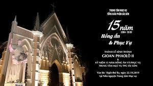 Thánh lễ Mừng Thánh Gioan Phaolô II Bổn Mạng TTMV (22.10.2019)