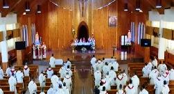 Thánh Lễ Khai mạc Tổng Tu nghị dòng Đa Minh (9.7.2019)