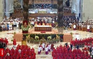 ĐGH Phanxicô dâng lễ hai thánh Phêrô và Phaolô - làm phép dây Pallium (29.6.2019)