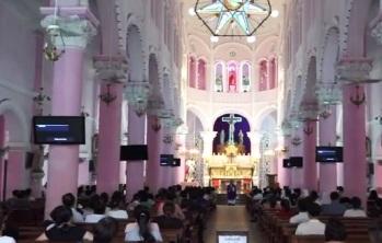 Thánh lễ kính Lòng Chúa thương xót - G.x Tân Định
