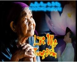 Lời Mẹ Trong Đêm - Thơ: Vũ Thủy - Nhạc: Phạm Trung