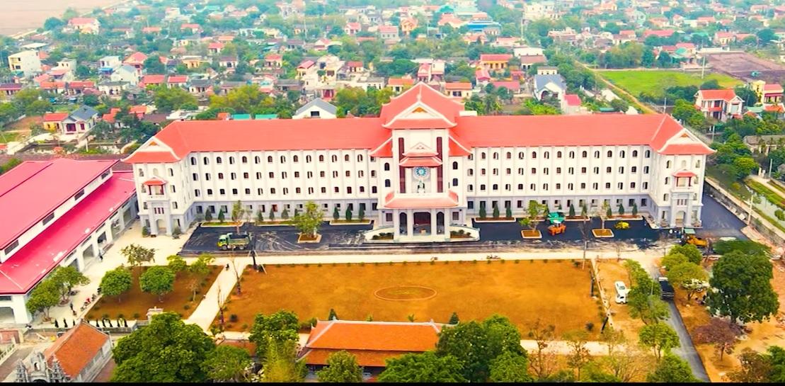 Nhà Chung Phát Diệm-Công Trình Hiệp Thông