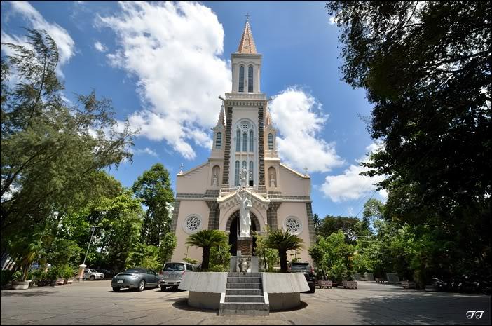 Lịch sử và kiến trúc nhà thờ Huyện Sỹ (Chợ Đũi)