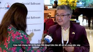 Phỏng vấn Media Thái Lan về chuyến tông du của ĐGH Phanxicô