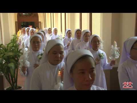 Dòng Thánh Phaolô: Thánh lễ Tạ ơn (11.6.2016)