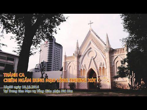 TTMV: Thánh ca Chiêm ngắm Lòng Thương Xót