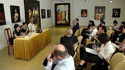 Họp báo Triển lãm tranh danh hoạ Raphael ở Sài Gòn